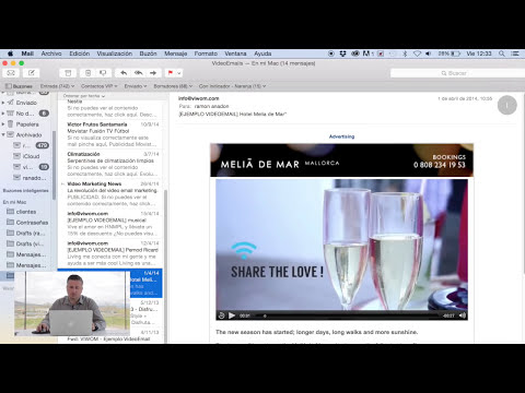 How to embed a video in an email, even with autoplay!
