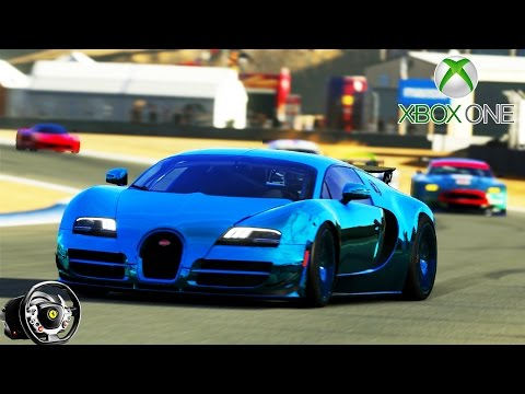 BUGATTI VEYRON SUPER SPORT Forza Motorsport 5 | Try-Harding Forza 5 Bugatti Veyron SS ThrustMaster