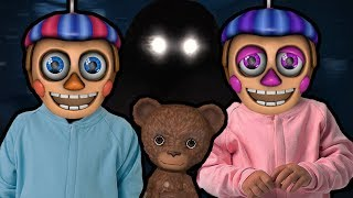 BONNIE PLAYS: FNAF World: Redacted || THE NEW AND IMPROVED