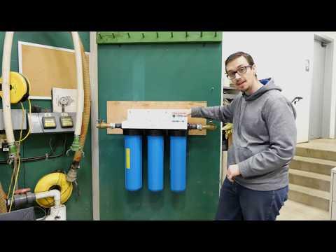 UV Water Filter System Maintenance Tips
