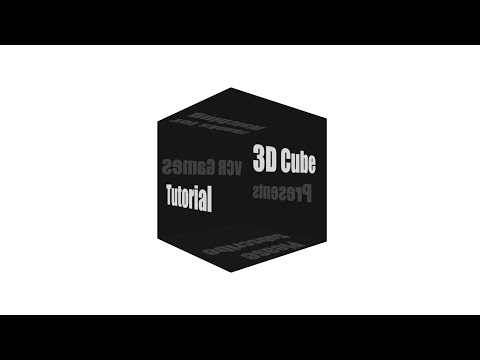 CSS3 3D Tutorial 6   How to Make a 3D Cube Animation