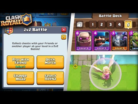 Clash Royale - 8 Things That Need To Be Added In 2018! New Update Wishlist!