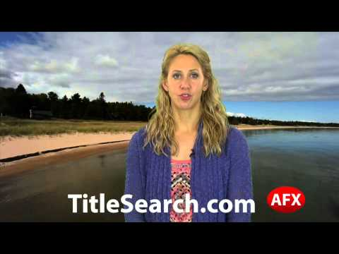 Property title records in Ottawa County Michigan   AFX