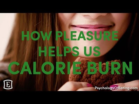 How Pleasure Helps You Calorie Burn - with Marc David