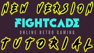 FIGHTCADE: Full Setup and Play in 2 Minutes (Online Arcade Emulator