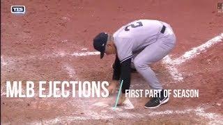 MLB EJECTIONS 2017 ᴴᴰ