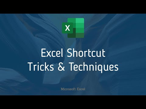 Most Popular Excel Shortcuts in 2018