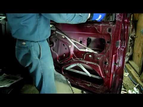 Dodge Dakota Door Glass Replacement