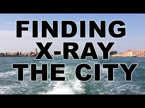 FINDING XRAY THE CITY