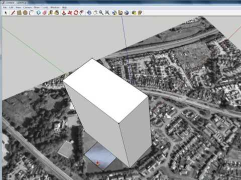 How To Make Buildings in Google Earth