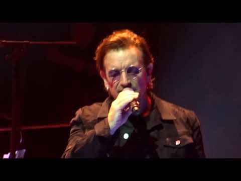 U2 - 2018 - Love Is Bigger (HD) Boston 06-21-2018 (Filmed from GA Edge's Side)