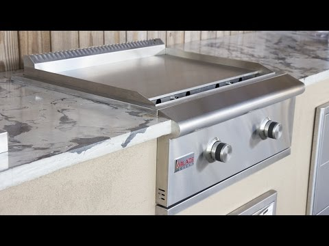 Blaze Griddle Overview | Blaze Outdoor Products