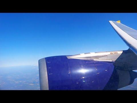 FINAL FLIGHT Monarch Airbus A300 G-OJMR FULL FLIGHT London Gatwick to Birmingham