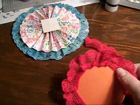 How to make a Lollipop Card Tutorial
