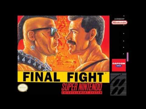 [SNES] Final Fight Soundtrack
