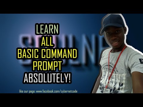 Learn Command Prompt (CMDs) absolutely page 3 (The ATTRIB command)
