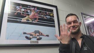 Finn Bálor reunites with Triple H and NXT: Finn Bálor SummerSlam Diary