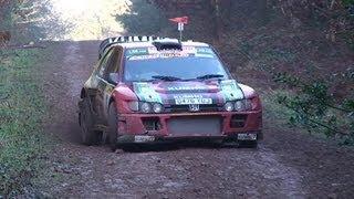 British Rallying Highlights 2011
