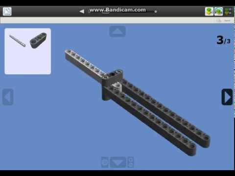 How to make - LEGO Butterfly Knife
