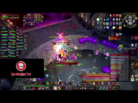 WoW Brasil (3.3.5a) - TNT Warrior Fury (ICC 25N) - Guild The Monster PvE