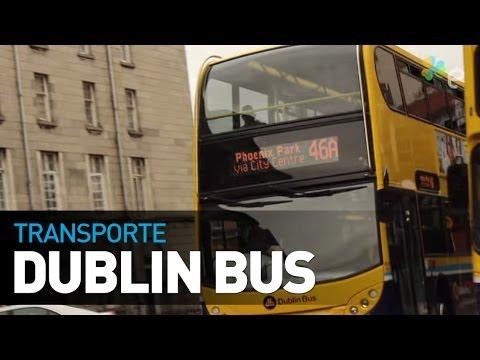 Transporte público: Dublin Bus - E-Dublin TV