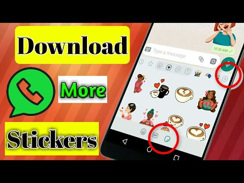 How to Download Whatsapp Stickers