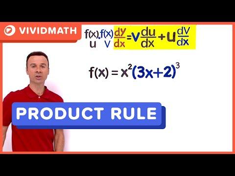 01 Product Rule 04 - VividMaths.com