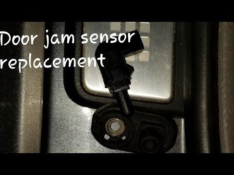 HOW TO FIX INTERIOR LIGHTS THAT DONT SHUT OFF WHEN DOOR IS CLOSED ACURA HONDA DOOR JAMB SENSOR
