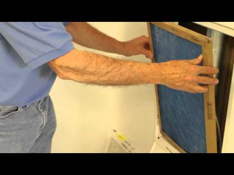 How to replace your Air Filter