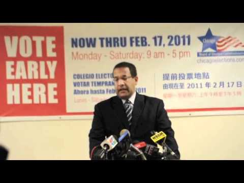 Progress Illinois: Neal On Early Voting