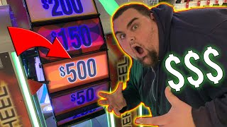 WIN $500 MYSTERY SPIN WHEEL CHALLENGE