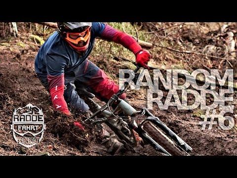 RANDOM RADDE #06 - winter shredit | enduro mountain biking