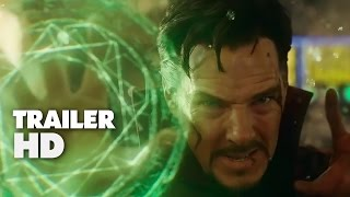 Doctor Strange - Official Film Trailer 2 2016 - Benedict Cumberbatch Movie HD