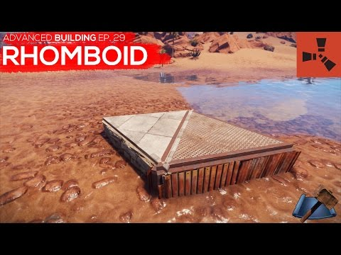 [PATCHED] Rhomboid |Advanced building Ep 29  | Rust