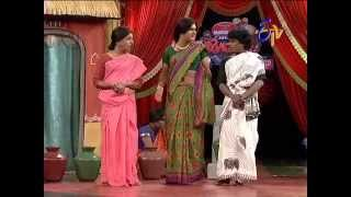 Jabardasth - జబర్దస్త్ - Shaking Seshu Performance on 25th December 2014