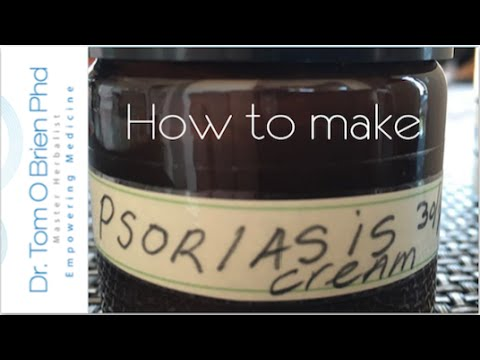 Natural cream for psoriasis - Herbs for psoriasis