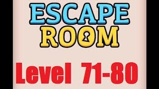Escape room level 80