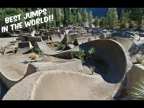THE BEST DIRT JUMPS IN THE WORLD!!