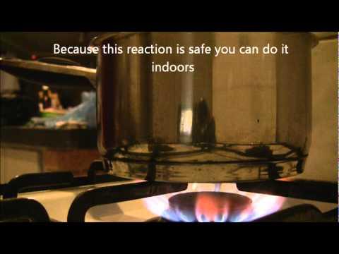 How to make Copper Oxide (Black)
