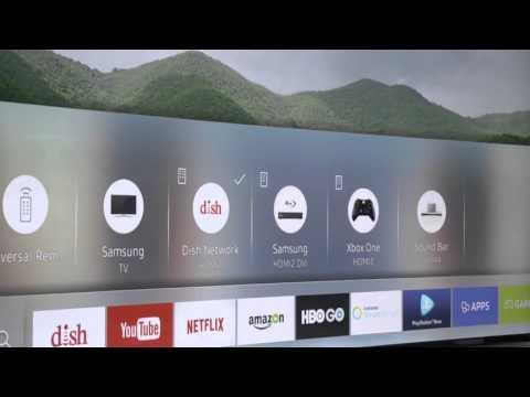 Samsung Smart Hub in Smart TVs | CES 2016 | Crutchfield video
