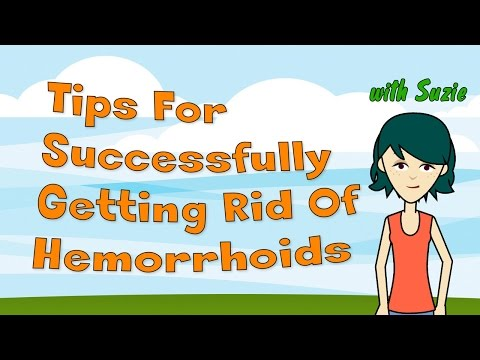 Tips For Successfully Getting Rid Of Hemorrhoids