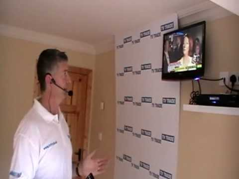 How to add non Freesat Channels to the Humax Freesat+ Foxsat HDr Satellite Receiver