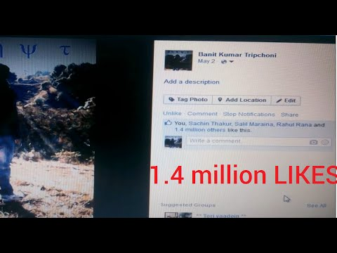 How to get 1.4 million free Facebook likes - make fake pages