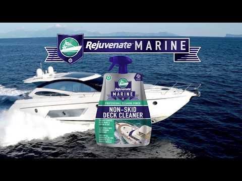 Rejuvenate Marine® Non-Skid Deck Cleaner