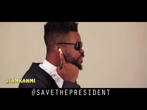Comedy - Akanm D Boy - Save The President [ Skit ] Cover