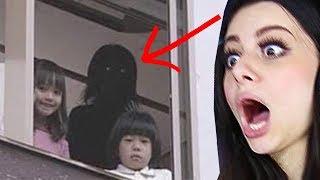 Creepiest TRUE STORY Photos !