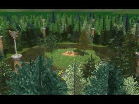 CG Zelda Movie -