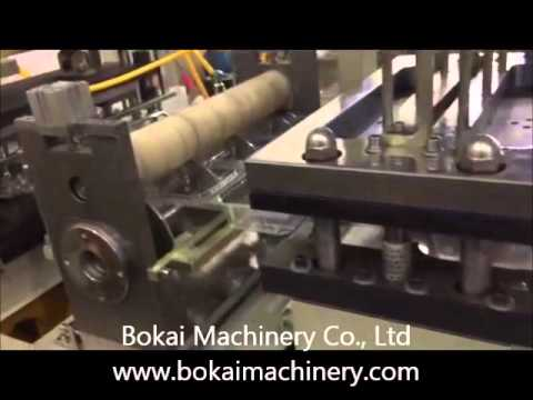 DP 420S Thermoforming Machine For Making Clamshell Box