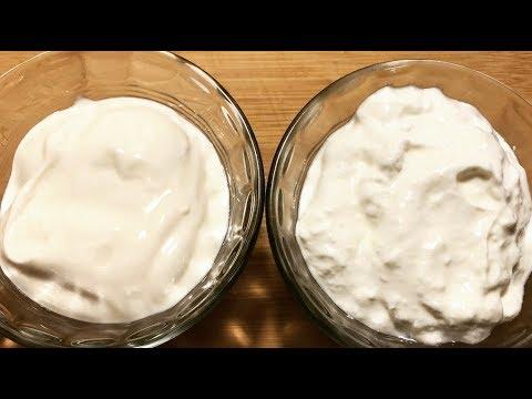 Instant Pot Yogurt (Two Ways)