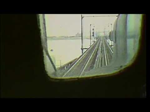 GG1 Cab Ride Footage - January 2, 1982